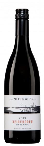 Anita NITTNAUS Hans - Heideboden Pinot Blanc 2018