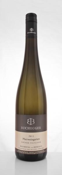 Weingut Walter Buchegger - Grüner Veltliner Pfarrweingarten 2009