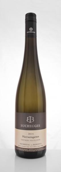 Weingut Walter Buchegger - Grüner Veltliner Pfarrweingarten 2014