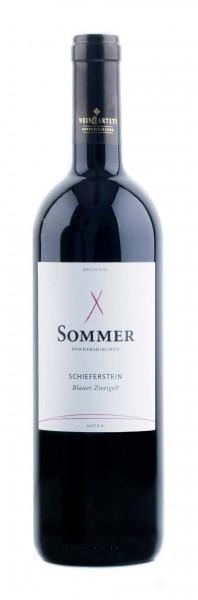 Weingut Leopold Sommer - Blauer Zweigelt Schieferstein 2017