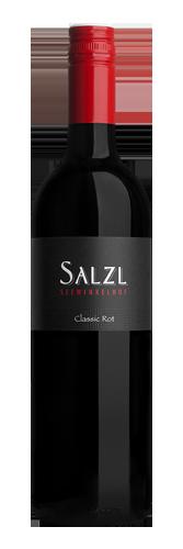 Weingut Salzl - Cuvée Classic rot 2017