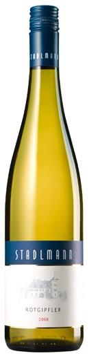 Weingut Stadlmann - Rotgipfler Anninger 2008