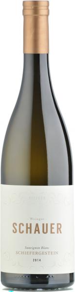 Weingut Schauer - Sauvignon Blanc Schiefergestein 2015