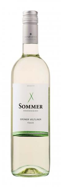 Weingut Leopold Sommer - Grüner Veltliner Classic 2018